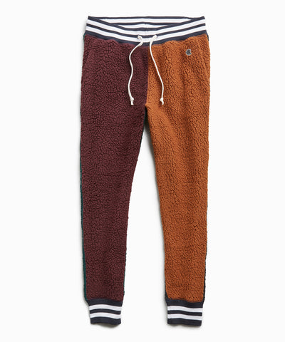 Color Block Polartec Sweatpant