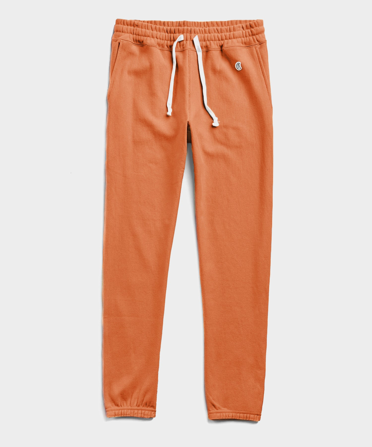 Lightweight Classic Sweatpant in Spice
