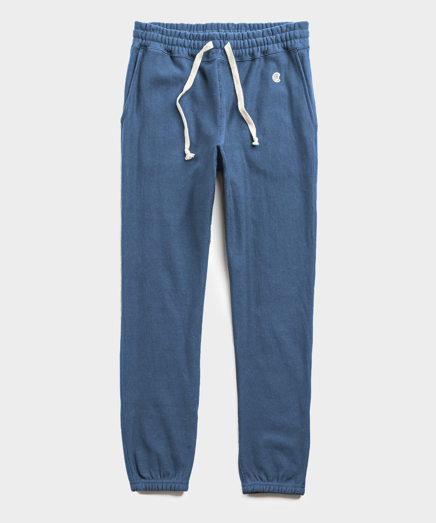 Lightweight Classic Sweatpant in Cadet Blue