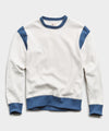 Champion Armhole Sweatshirt in Alabaster