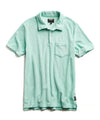 Terry Polo in Minty Green