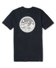 Reyn Spooner Lehua and Volcano T-Shirt in Navy Alternate Image