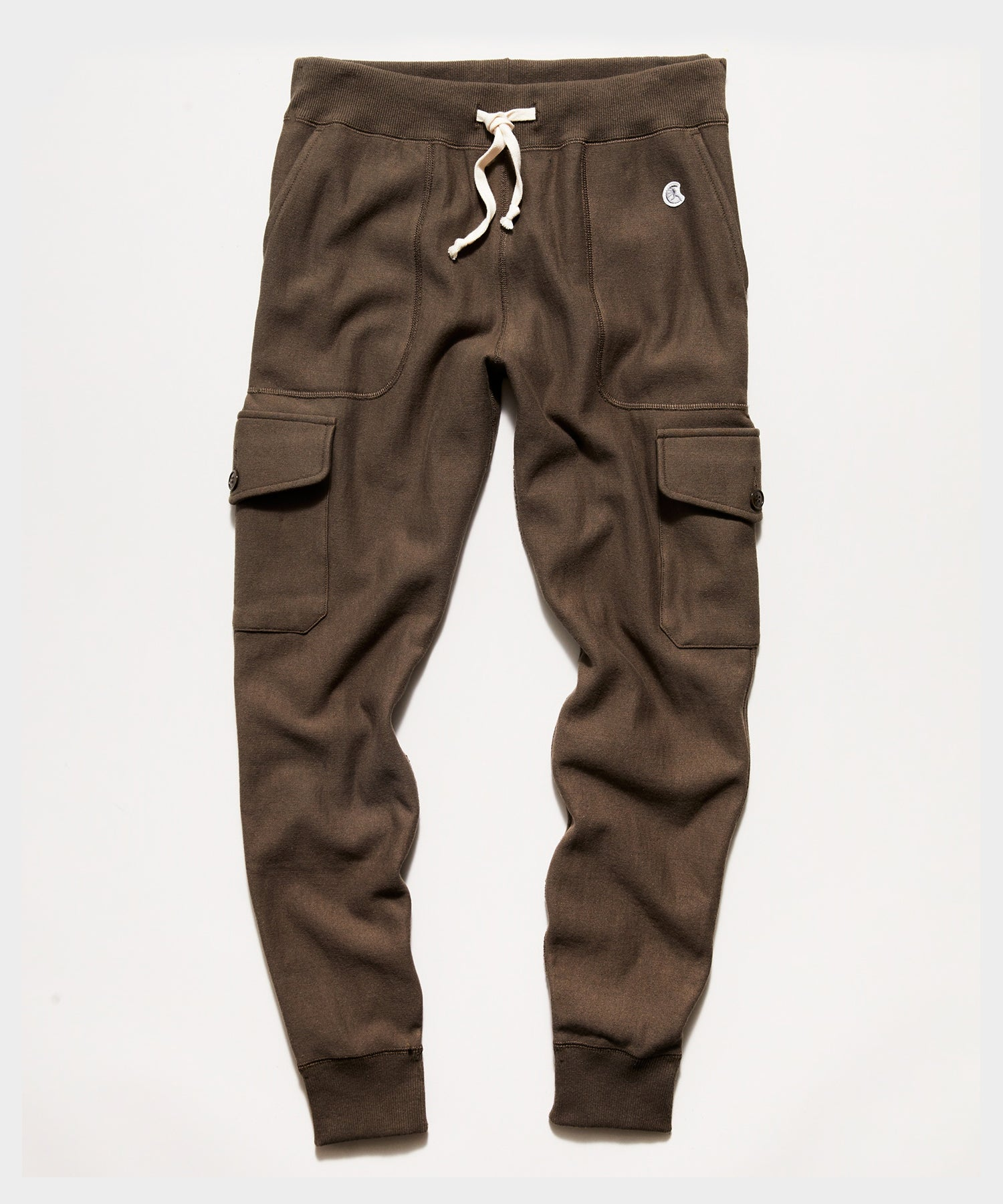 Utility Pocket Sweatpant in Olive Drab