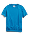 Lightweight Short Sleeve Sweatshirt in Slate Teal
