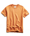 Terry Short Sleeve Sweatshirt in Smokey Topaz