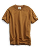 Short Sleeve Sweatshirt in Chestnut Alternate Image