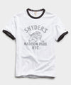 Champion Snyder's Madison Park Tee in White