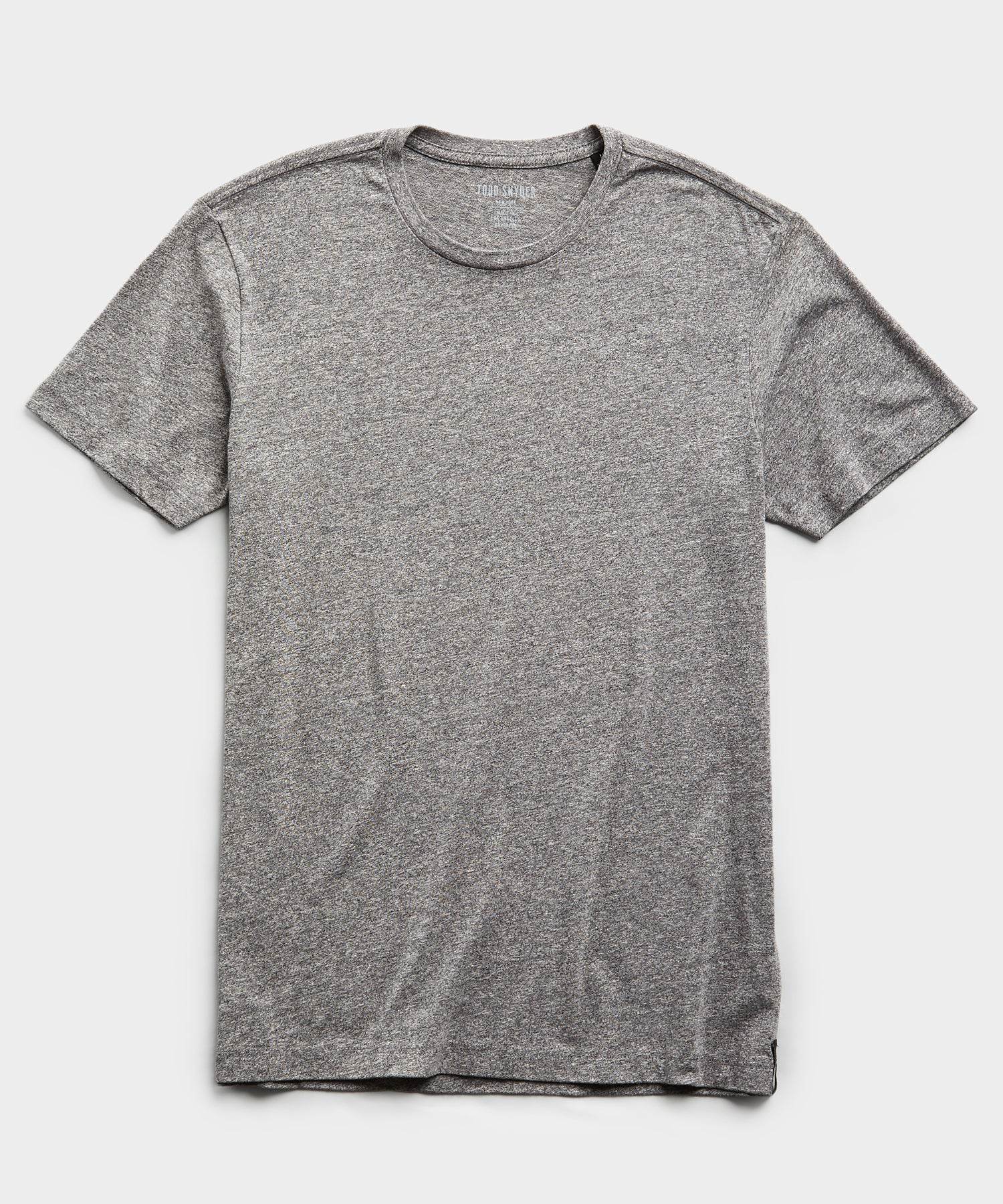 Made in L.A. Jersey T-Shirt in Grey Heather
