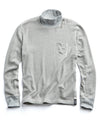Rice Thermal Turtleneck in Grey Mix