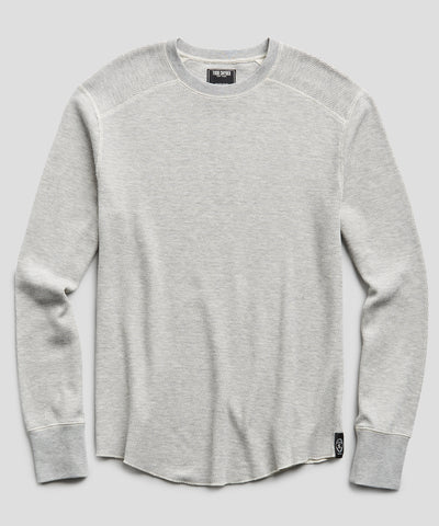 Thermal Crew in Grey Heather