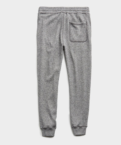 Thermal Sweatpant in Salt & Pepper