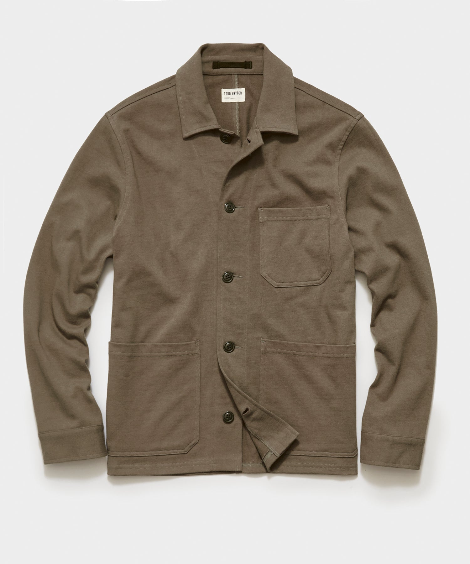 Todd Snyder Knit Chore Coat