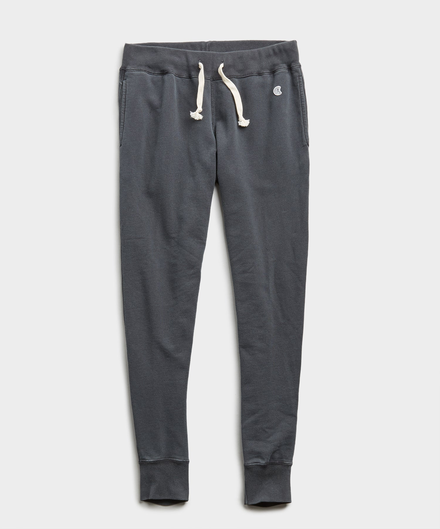 Lightweight Slim Jogger Sweatpant in Asphalt