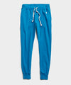 Lightweight Slim Jogger Sweatpant in Slate Teal