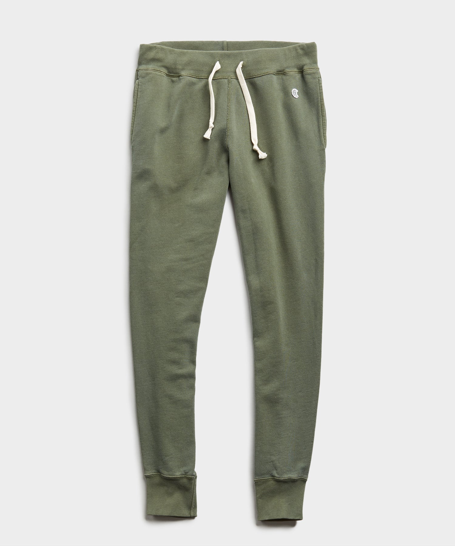 Lightweight Jogger Sweatpant in Washed Olive