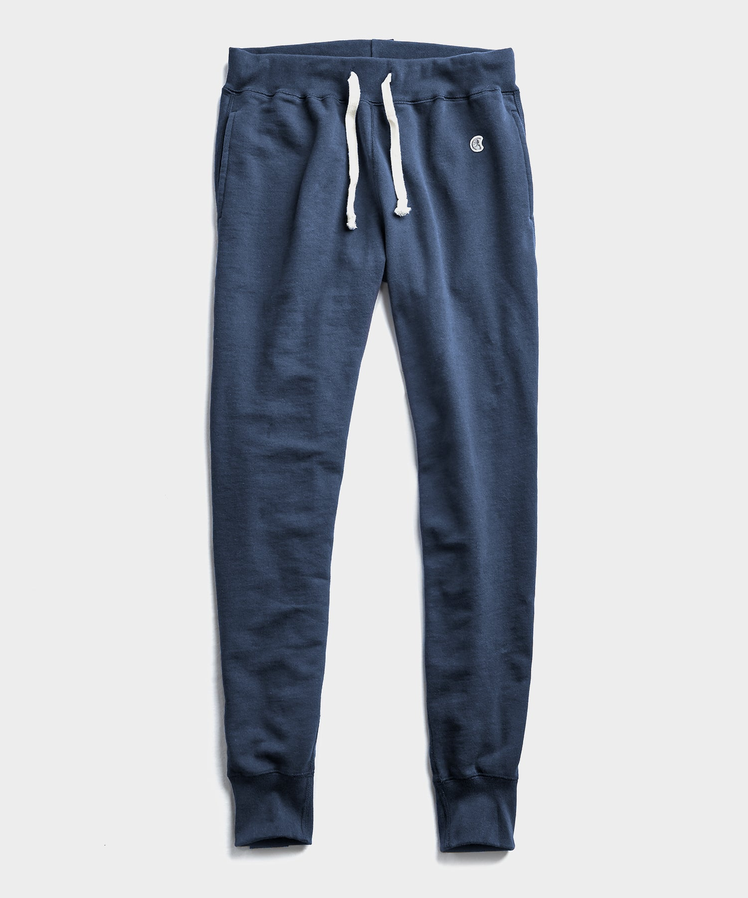 Midweight Slim Jogger Sweatpant in Hale Navy