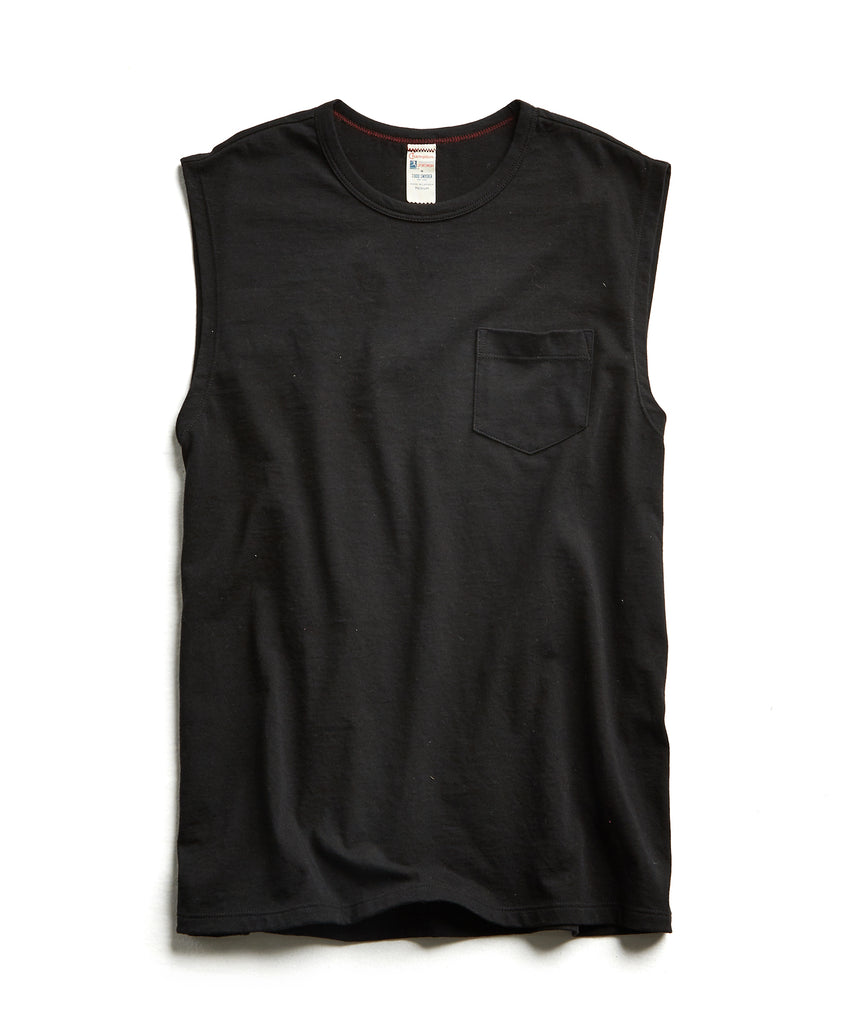 Muscle Tank in Black