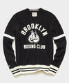 Brooklyn Circus Boxing Graphic Sweatshirt in Black