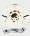Brooklyn Circus Cougar Graphic Sweatshirt in Vintage White