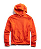 Terry Popover Hoodie Sweatshirt in Sunset Orange Alternate Image