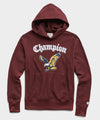 Terry Eagle Graphic Hoodie