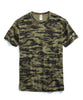 Camo Tee in Olive Alternate Image