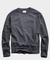Lightweight Pocket Sweatshirt in Asphalt