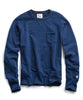 Pocket Sweatshirt in Marine Blue Alternate Image