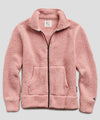 Full Zip Polartec Jacket in Pinkwater