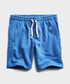 Lightweight Warm Up Short in Yacht Club Blue