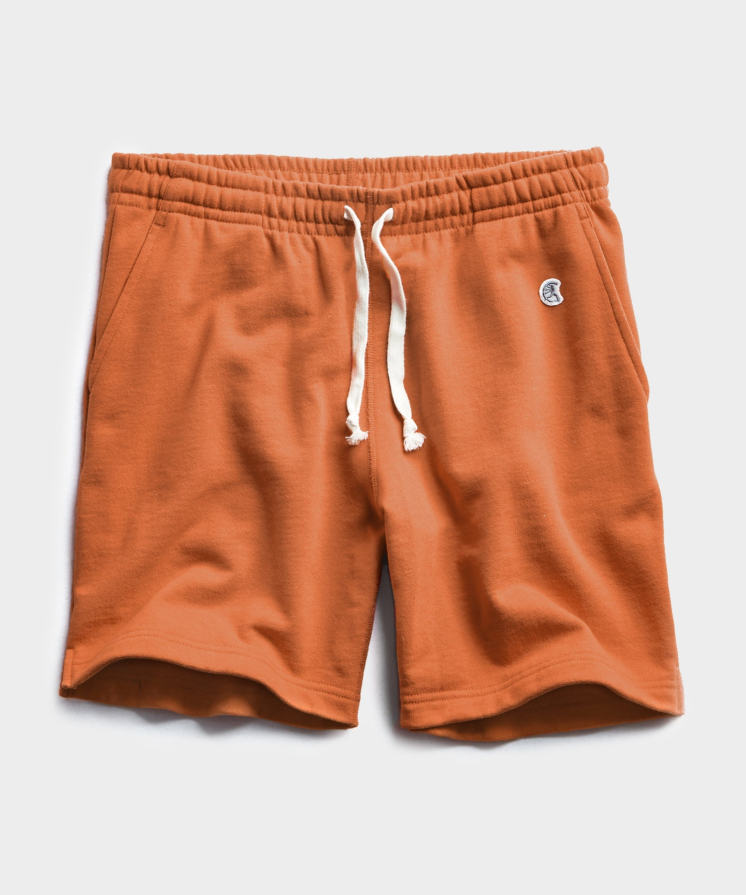 Lightweight Warm Up Short in Spice
