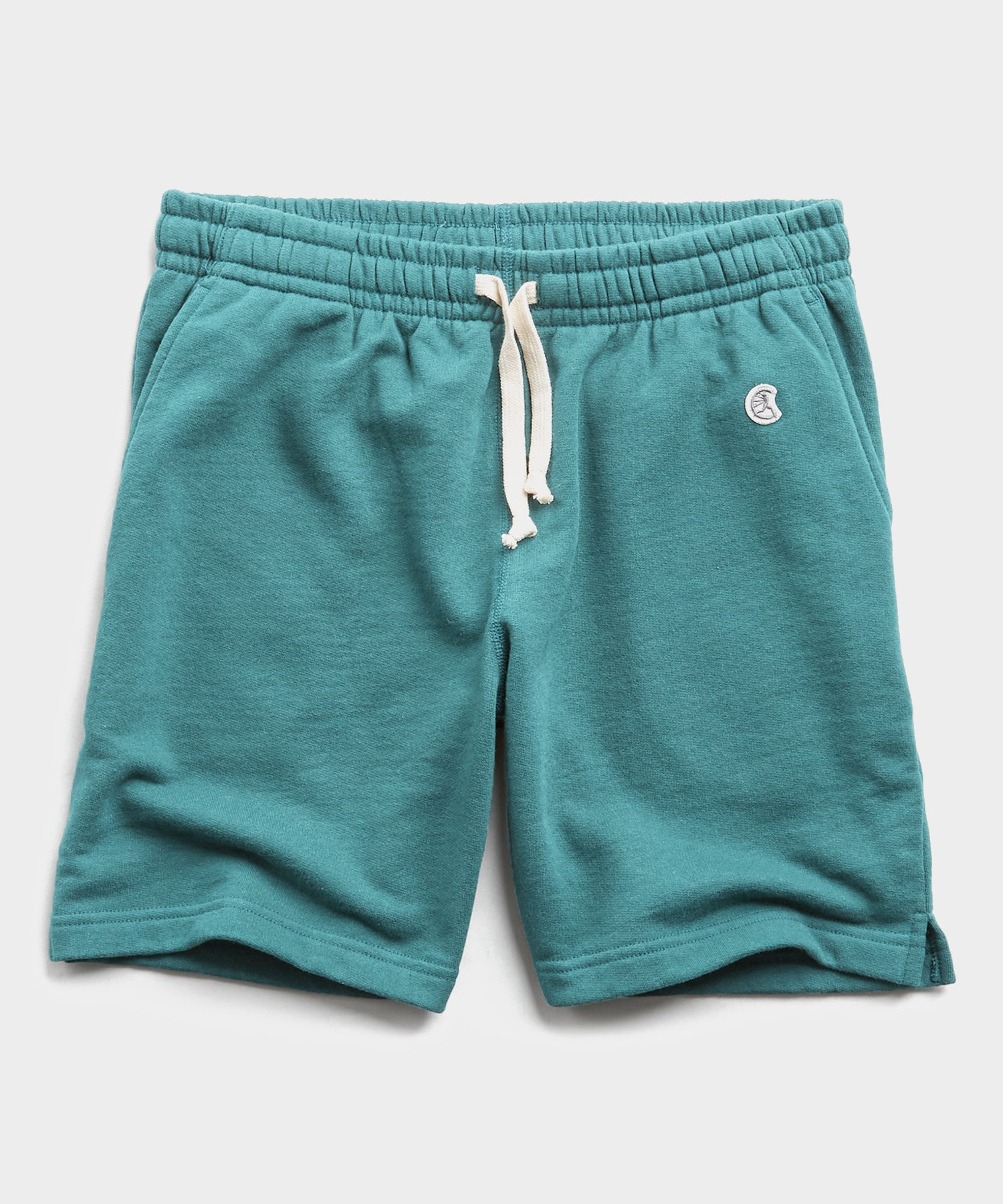 Lightweight Warm Up Short in Artichoke