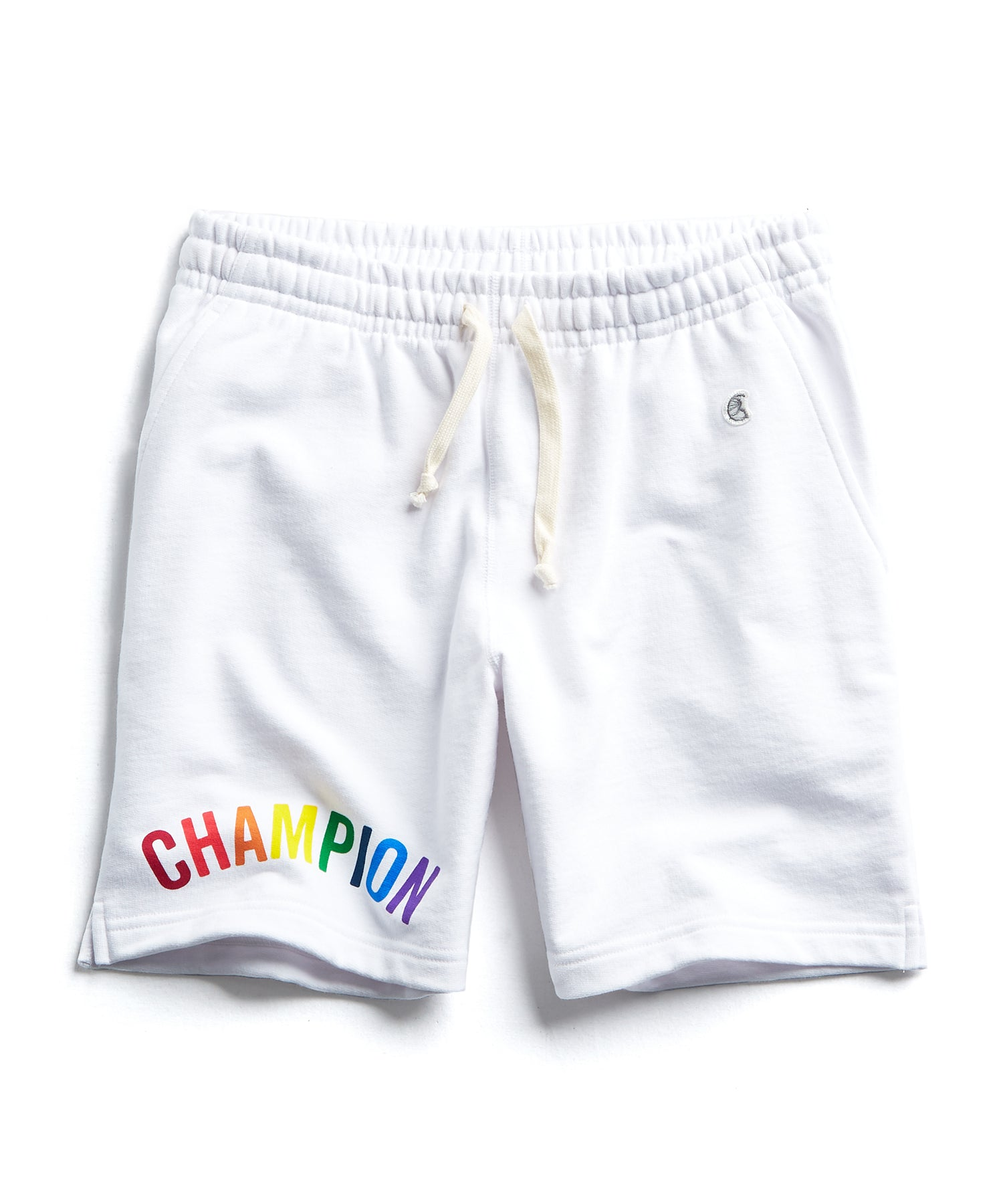 Champion Pride Graphic Warm Up in White