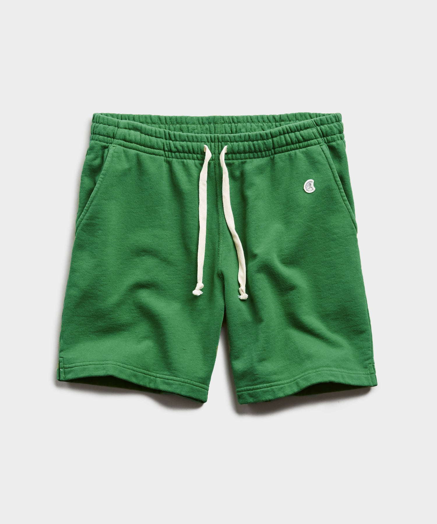 Lightweight Warm Up Short in Cabana Green