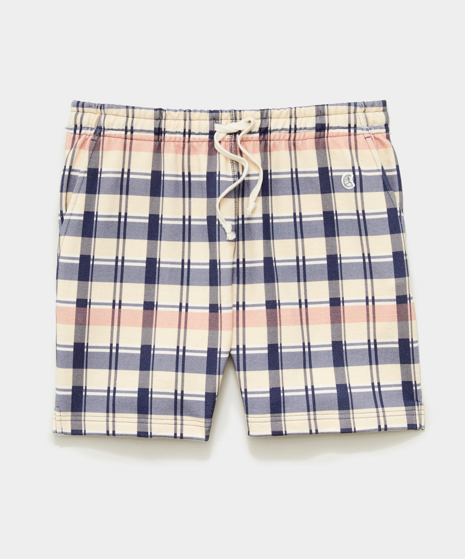 "7"" Champion Madras Warm Up Short"