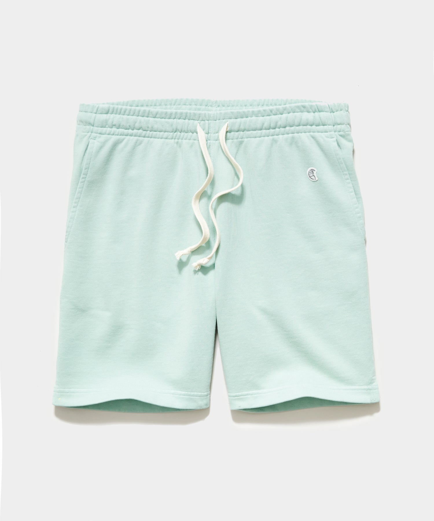 Midweight Warm Up Short in Light Pistachio