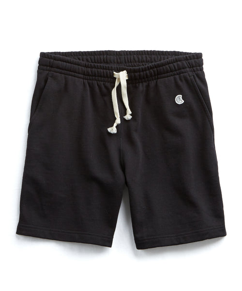 The Warm Up Short In Black