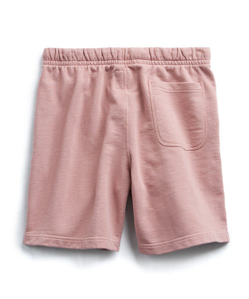 The Warm Up Short In Rose Quartz