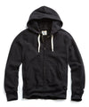 Champion Full Zip Hoodie in Black