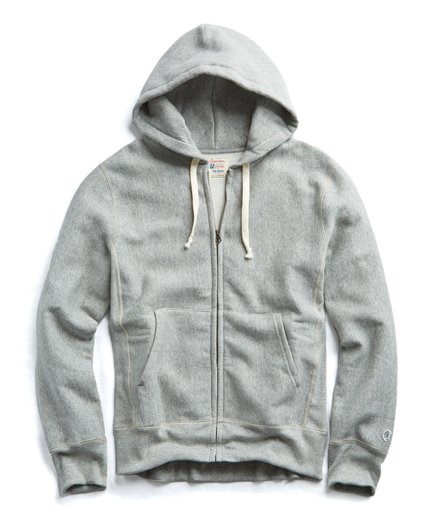 56598a72b471 Todd Snyder + Champion. Champion Full Zip Hoodie ...
