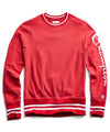 Champion Graphic Sweatshirt in Red