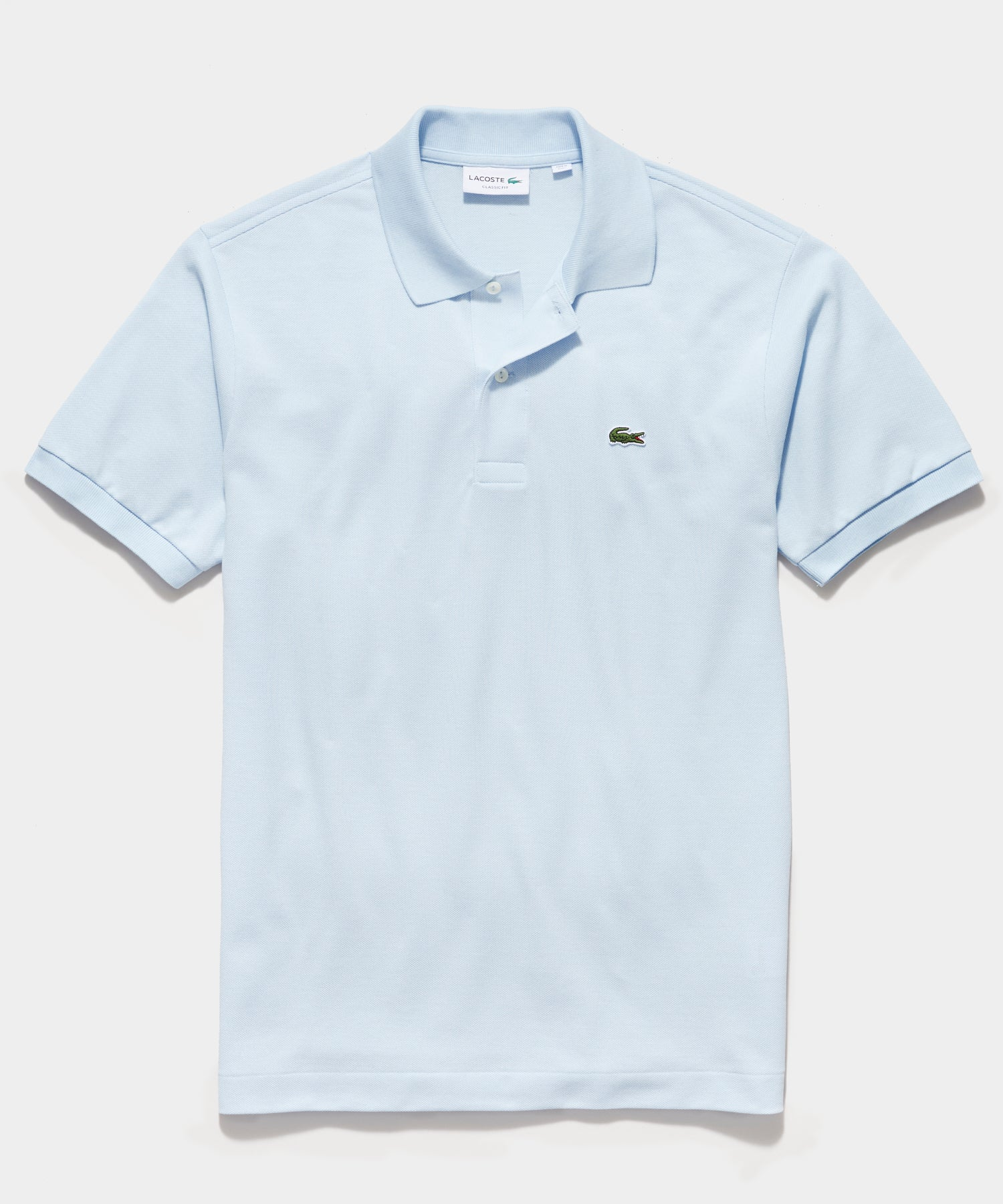 Lacoste Classic Fit Polo in Light Blue