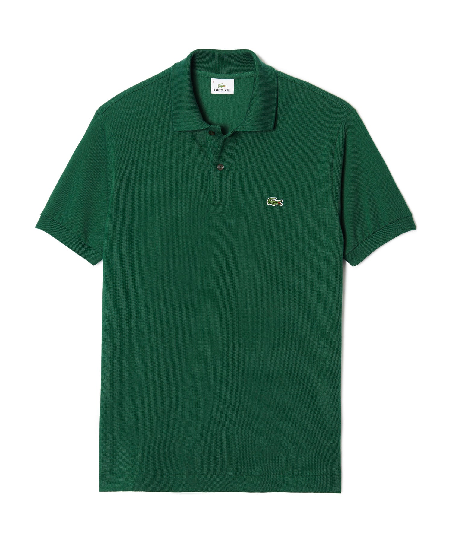 LACOSTE CLASSIC FIT POLO in Green