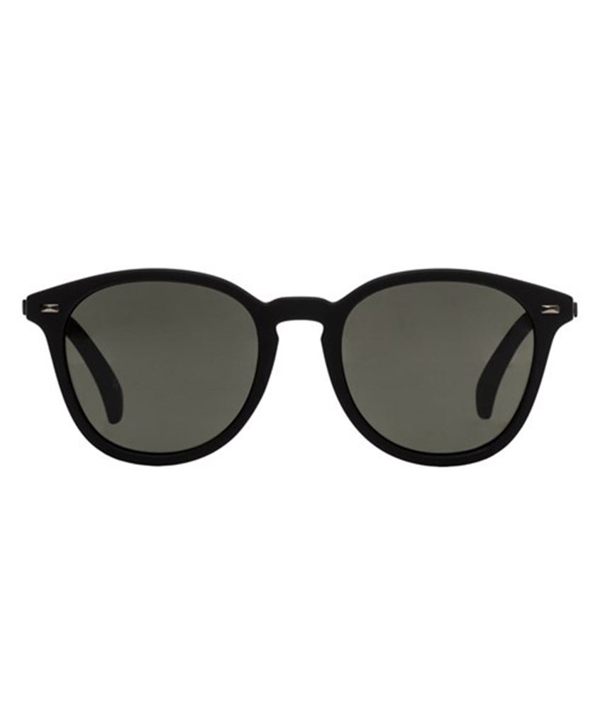 35e33af3a7f Le Specs Bandwagon Sunglasses In Black Rubber