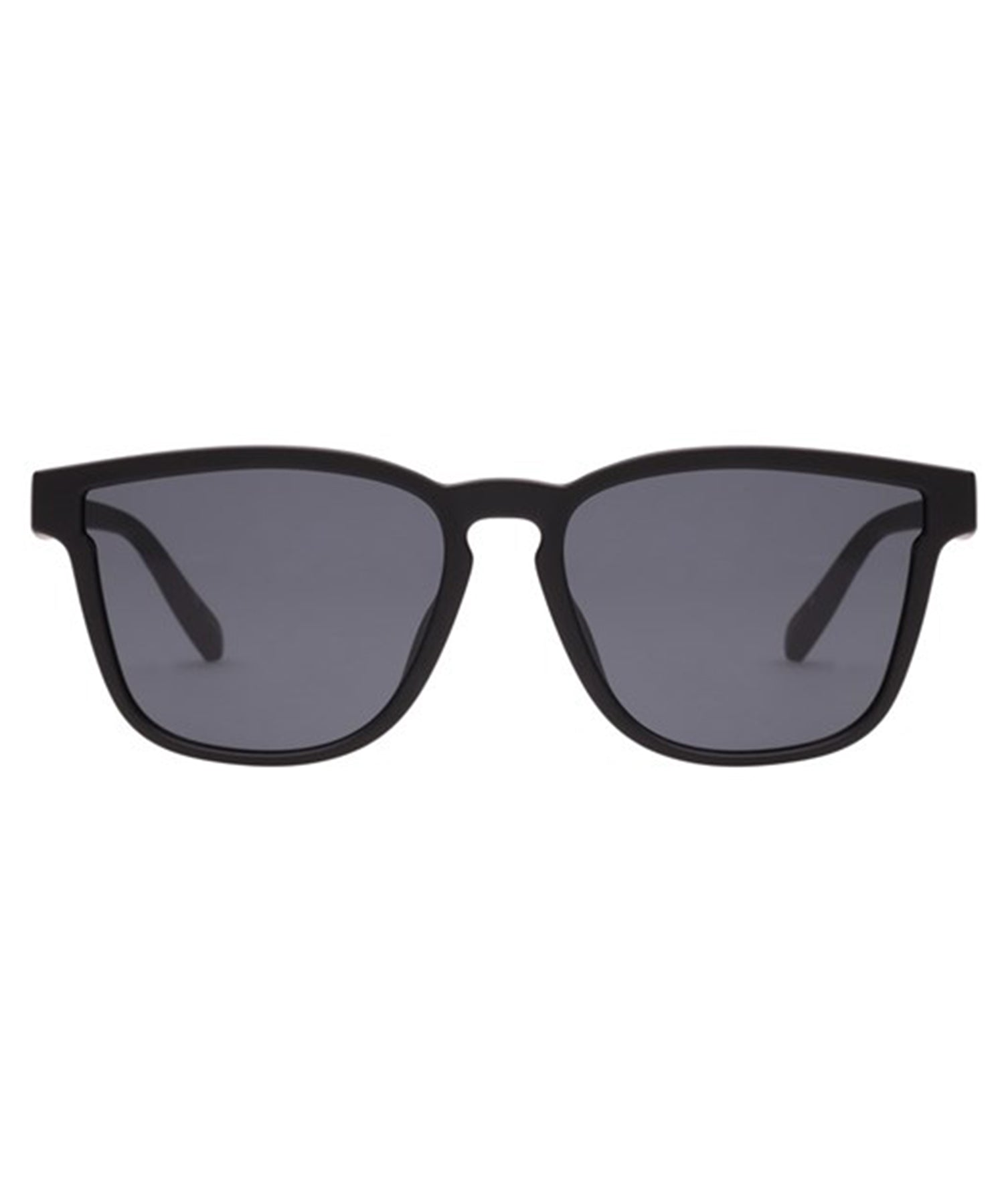 Le Specs History Sunglasses In Black Rubber