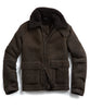Shearling Flight Jacket in Brown Alternate Image