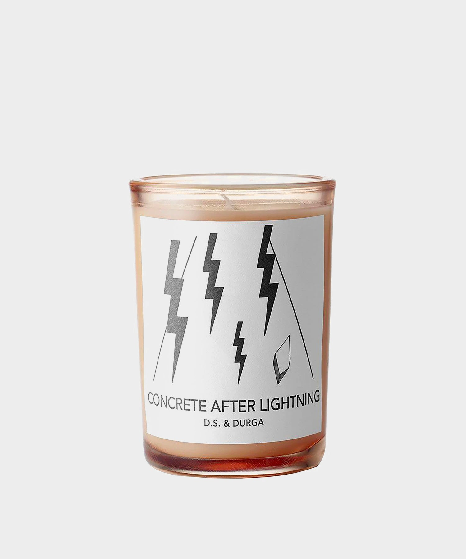 D.S. & Durga Concrete After Lightning 7 oz candle