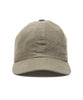 Lock and Co Rimini Baseball Cap In Olive Linen Alternate Image