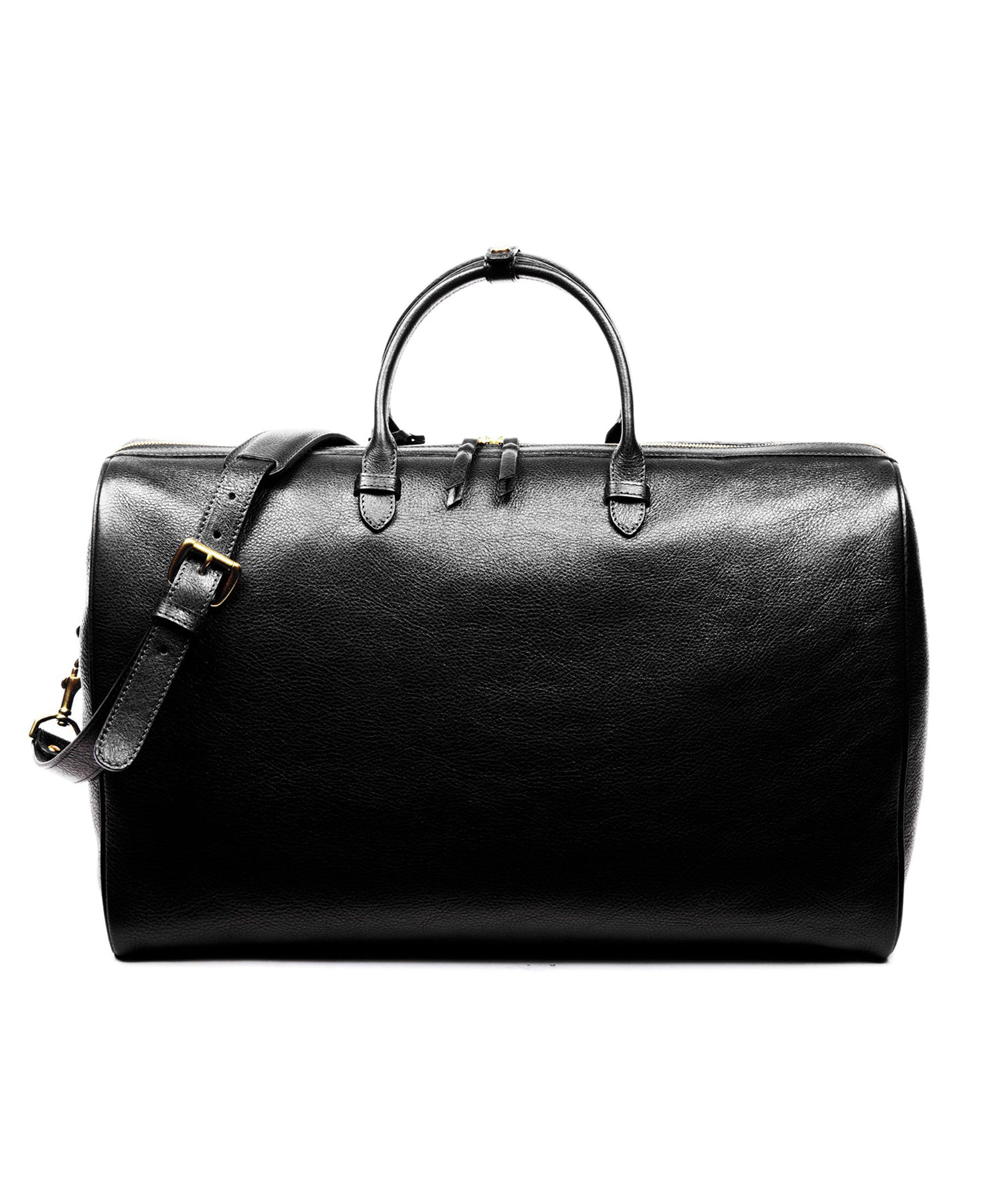 Lotuff No. 12 Weekender Bag in Black