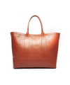 Lotuff Leather Working Tote II in Saddle Tan